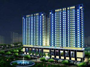 Thiết kế căn hộ Roxana Plaza như thế nào