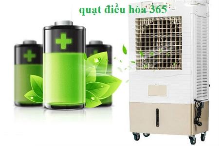 Quạt điều hòa tiết kiệm điện năng