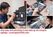 Trung tâm sửa máy tính phường ô chợ dừa uy tín