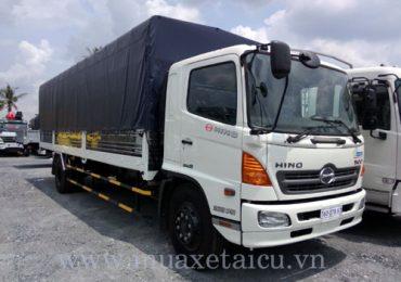Trung tâm mua bán xe tải cũ Hyundai 1t25, 2t5