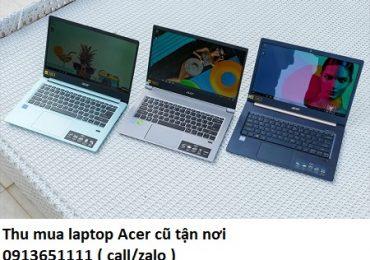Thu mua laptop Acer cũ tận nơi