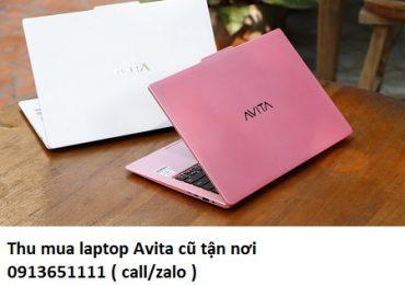 Thu mua laptop Avita cũ tận nơi