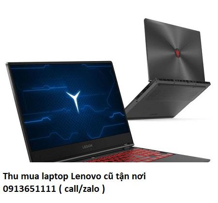 Thu mua laptop Lenovo cũ tận nơi