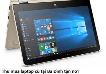 Thu mua laptop cũ tại Ba Đình tận nơi