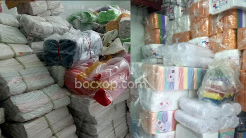 Xưởng túi xốp hàng chợ giá sỉ & lẻ tại Tphcm