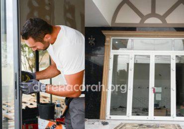 Sửa cửa nhôm kính tại nhà uy tín chuyên nghiệp Tphcm
