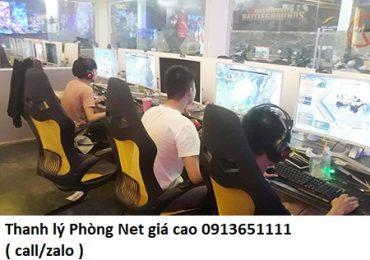 Thanh lý Phòng Net giá cao 0913651111