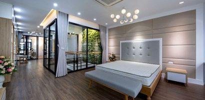 Chuyên làm cửa nhôm kính phòng ngủ Xingfa giá rẻ 2021